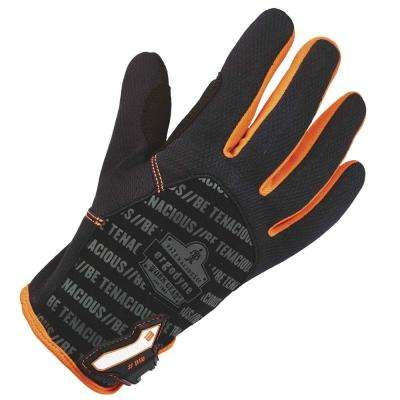 Medium Black Standard Utility Gloves