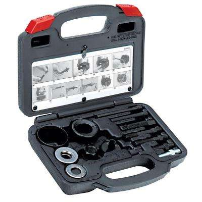 Power Steering and Alternator Pulley Remover and Installer Kit