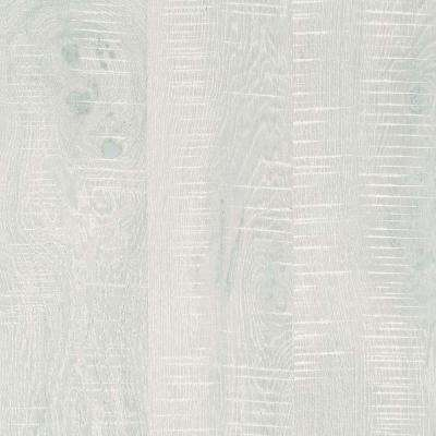 Elegant Home Arctic White Oak 9/16 in. x 7-4/9 in. Wide x Varying Length Engineered Hardwood Flooring (22.32 sqft./case)