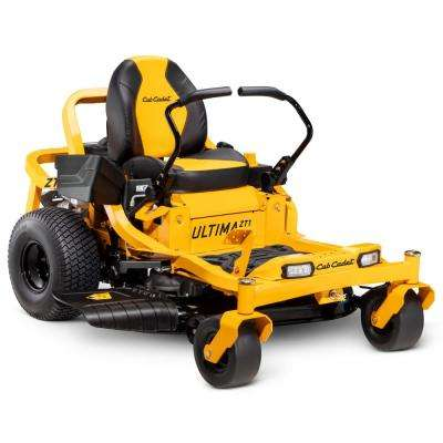 42 in. 22 HP Kohler V-Twin Dual Hydrostatic Zero Turn Mower with Lap Bar Control