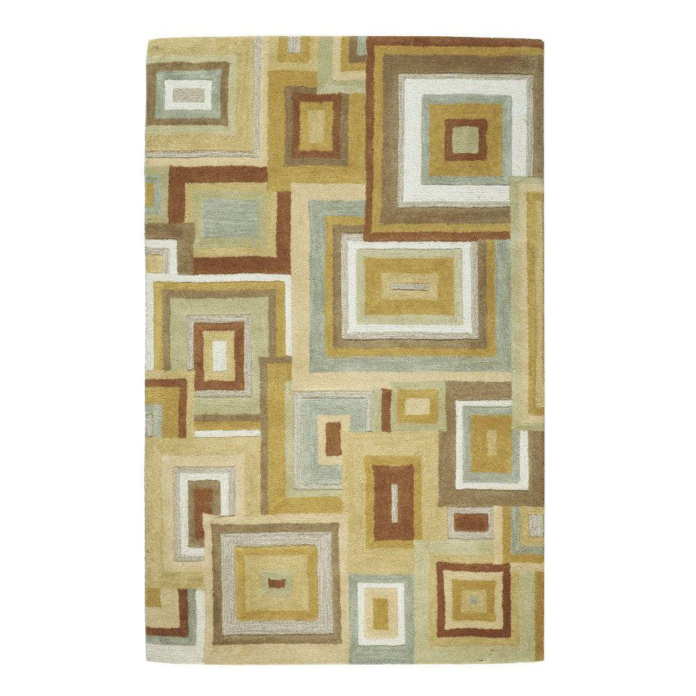 Home Decorators Collection Element Dark Ivory 9 ft. 6 in. x 13 ft. 6 in. Area Rug