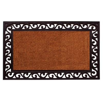 Rembrandt 22 in. x 36 in. Door Mat