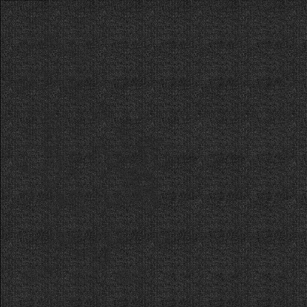black carpet texture. First Impressions Black Ice Ribbed Texture 24 In. X Carpet Tile ( A