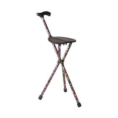 Foot Stick with Seat - Bubbles