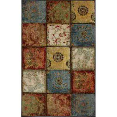 Adria Multi 5 ft. x 8 ft. Area Rug