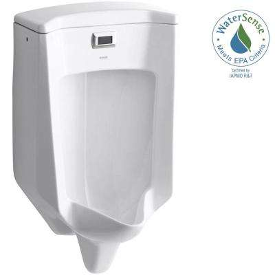 Bardon 0.5 GPF Touchless Urinal in White