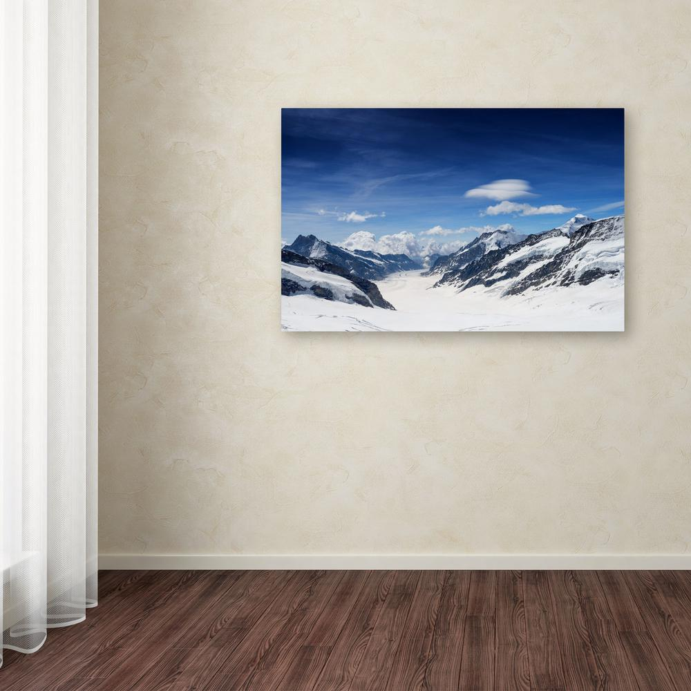 """16 in. x 24 in. """"Distances"""" by Philippe Sainte-Laudy Printed Canvas"""