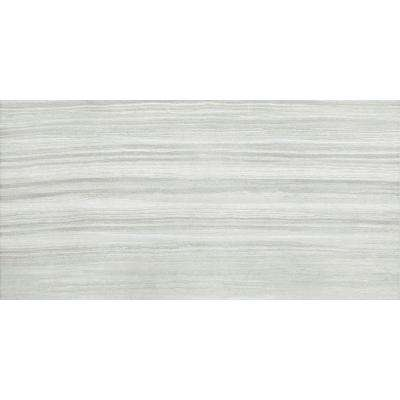 Silk Steel 12 in. x 24 in. Porcelain Floor and Wall Tile (16.68 sq. ft. / case)
