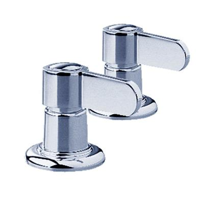 Heritage 2-Lever Kit in Polished Chrome