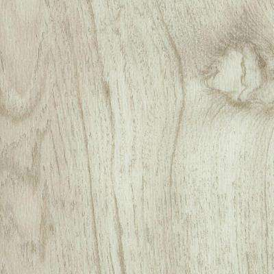 Take Home Sample - Hickory Sand Click Lock Luxury Vinyl Plank Flooring - 6 in. x 9 in.
