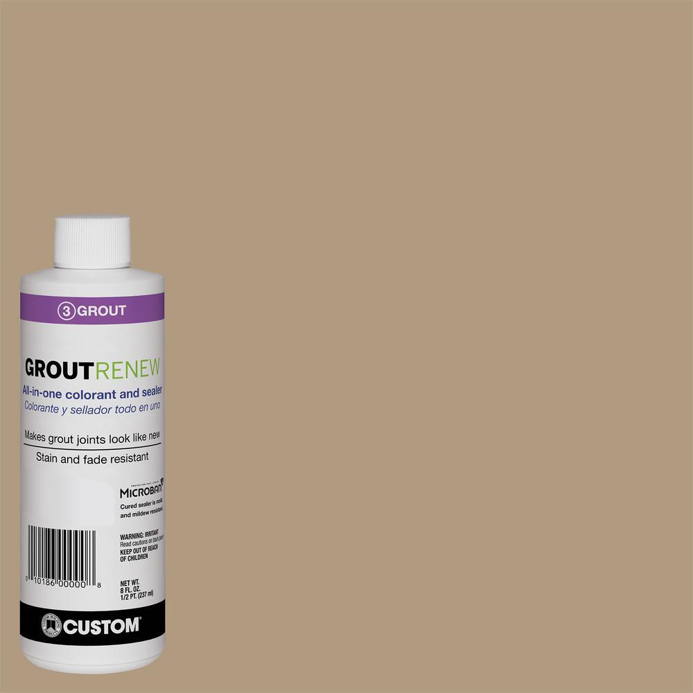 Polyblend #186 Khaki 8 fl. oz. Grout Renew Colorant