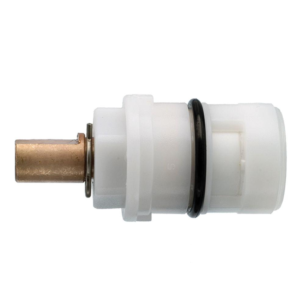 Glacier Bay 3S-11C Stem in White