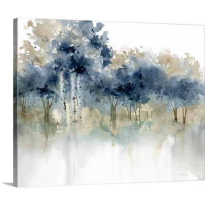"""Waters Edge I"" by Carol Robinson Canvas Wall Art"