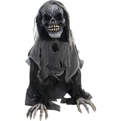 27 in. Touch Activated Animatronic Reaper
