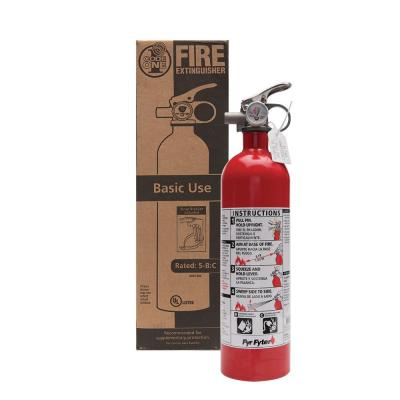 Code One 5-B:C Rated Disposable Fire Extinguisher