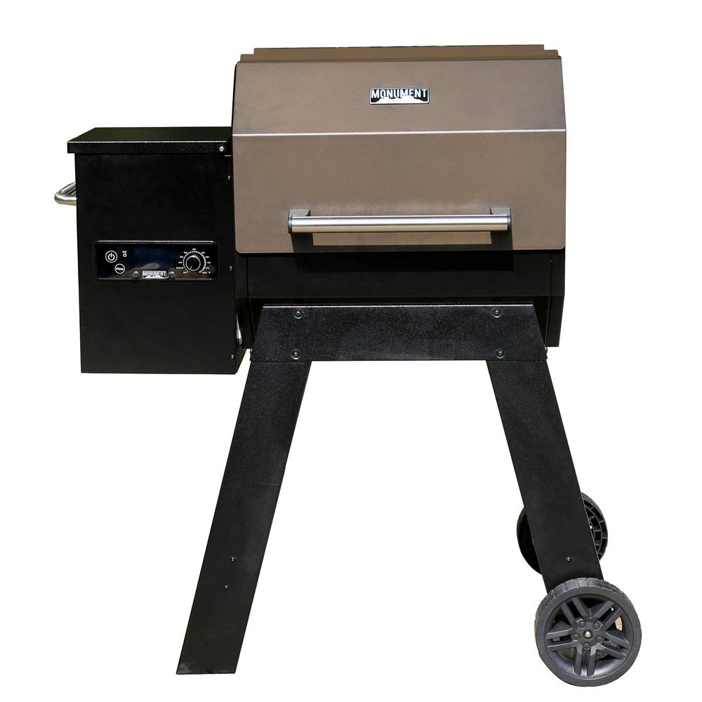 Monument Luxury Pellet Grill w/ Mechanical Control
