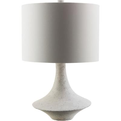 Anderson 23 in. White Indoor Table Lamp