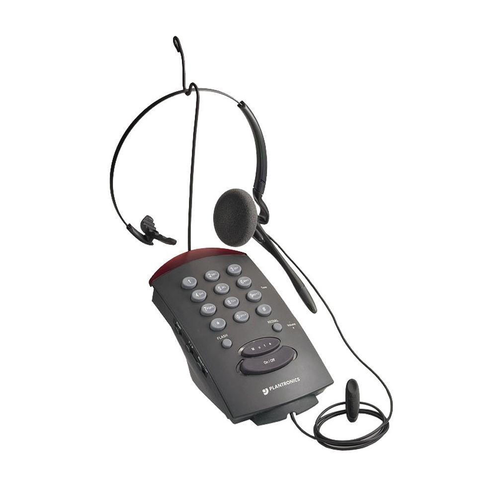 Plantronics Two-Line Headset Corded Telephone-DISCONTINUED