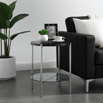 Black - End Tables - Accent Tables - The Home Depot