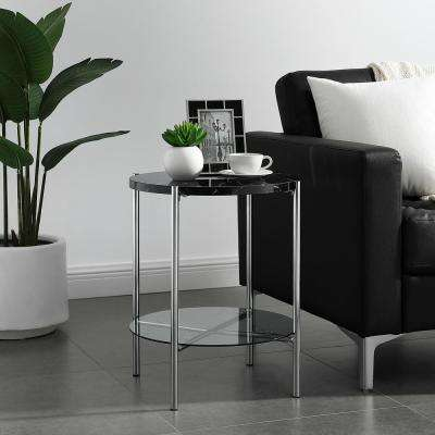 Admirable Shelves Mid Century Modern End Tables Accent Tables Download Free Architecture Designs Grimeyleaguecom