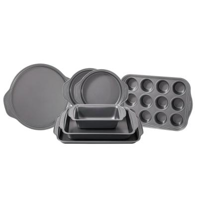 ReadyBakeware 7-Piece Non-Stick Bakeware Set