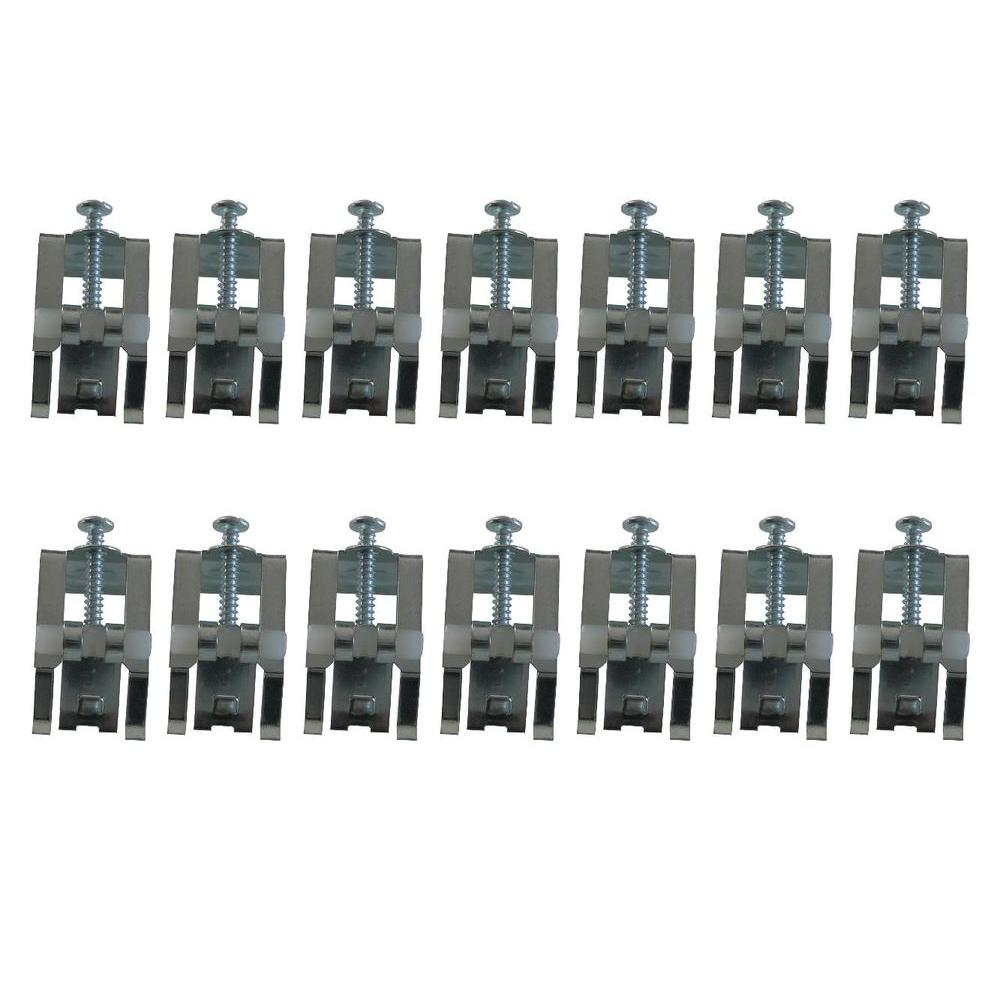 null Culinaire Mounting Clip Kit (14-Pack)