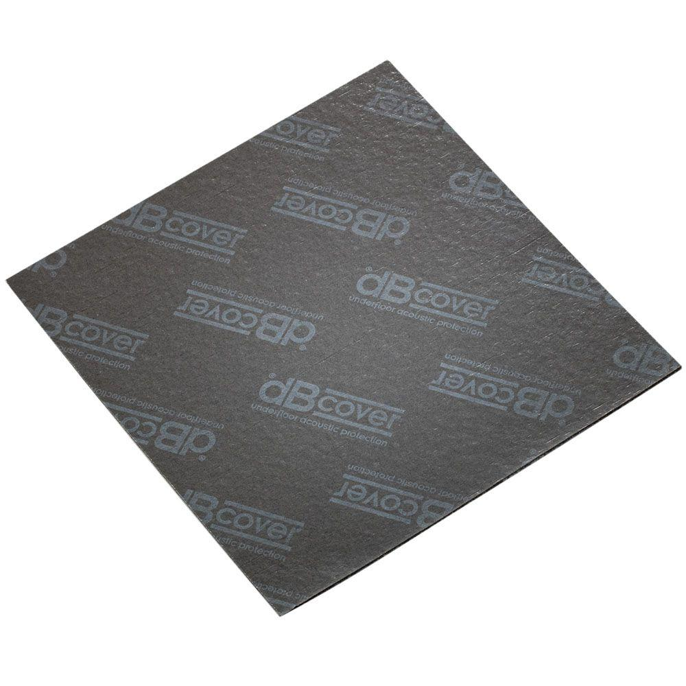 Future Foam dBcover LVT 3/50 in. Thick 59 lb. Density Luxury Underlayment
