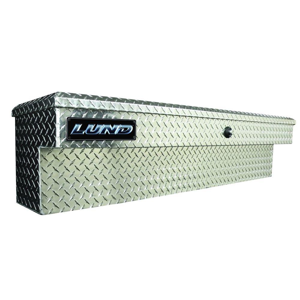 Lund 60 in. Full Size Aluminum Side Mount Truck Box