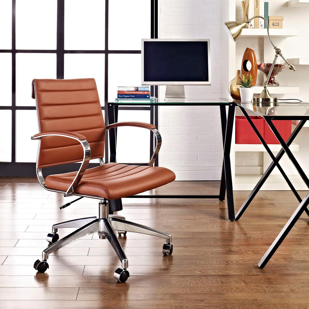 p lattice chairs depot vinyl home office white eei modway the chair whi