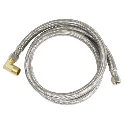 3/8 in. x 3/8 in. x 48 in. Braided Dishwasher Connector