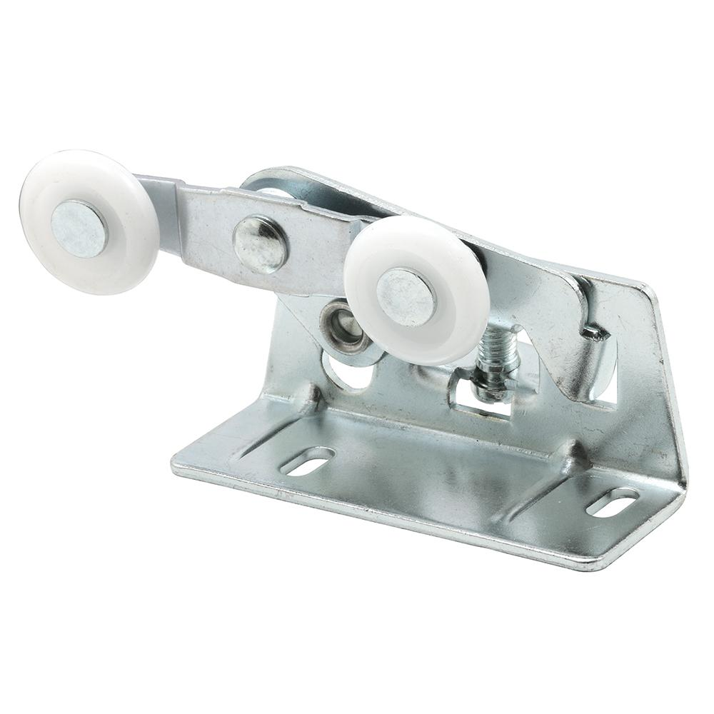 Prime-Line Twin Pocket Door Roller, Top Mount