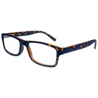 Reading Glasses Retro Tortoise 1.25 Magnification