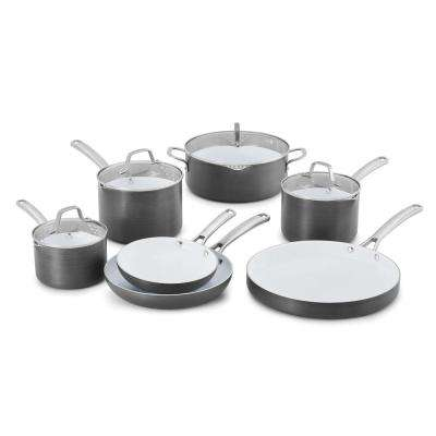 Classic 11-Piece Ceramic Non-Stick Cookware Set