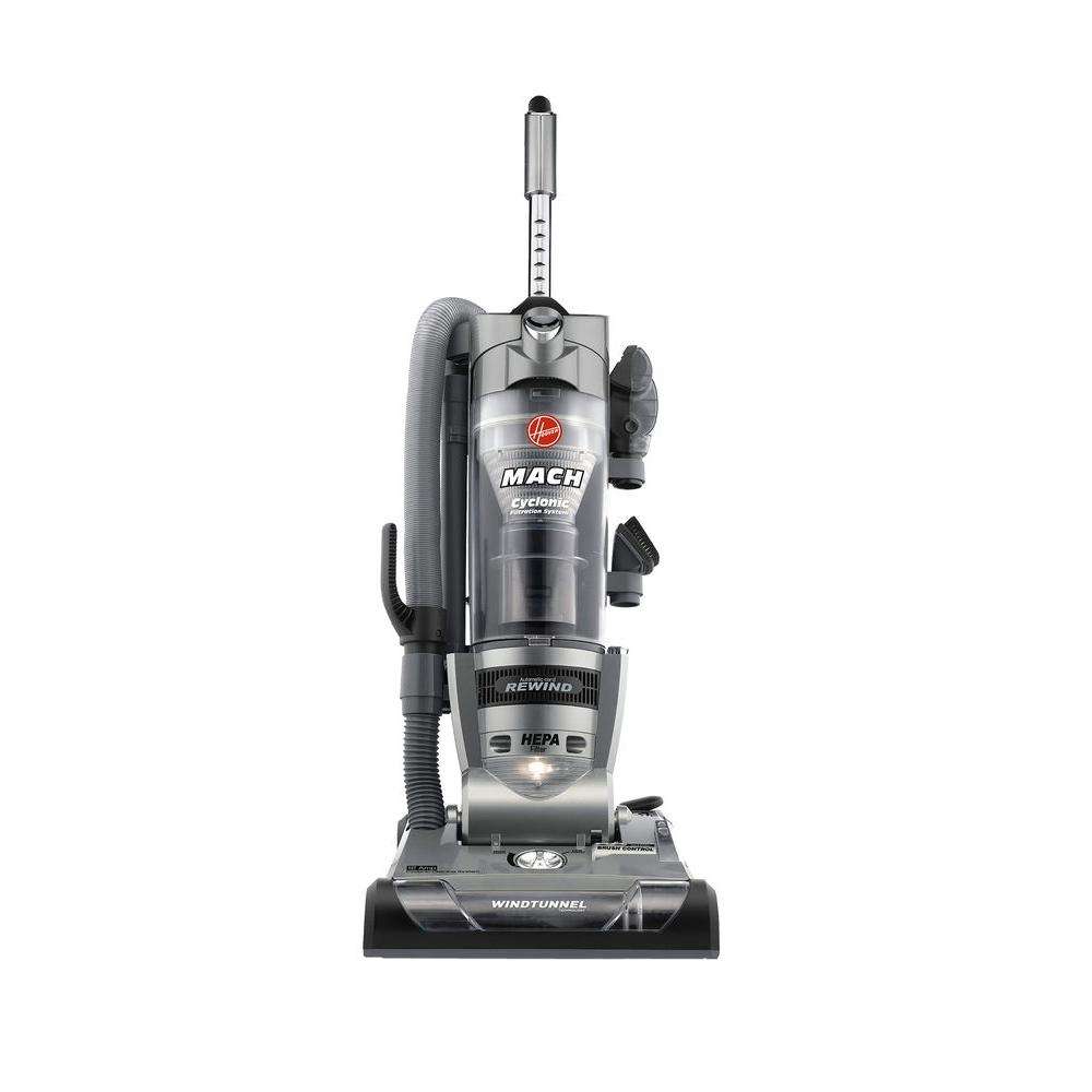 Hoover Mach Cyclonic Bagless Upright Vacuum Cleaner-DISCONTINUED