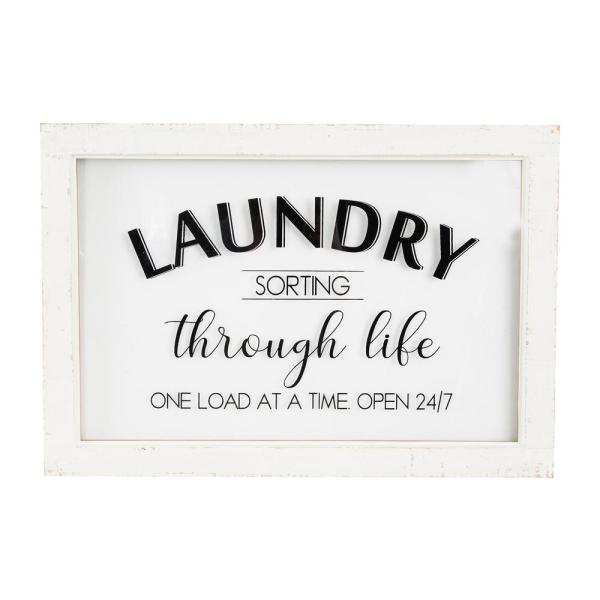 ''Laundry Sorting Through Life One Load at a Time''