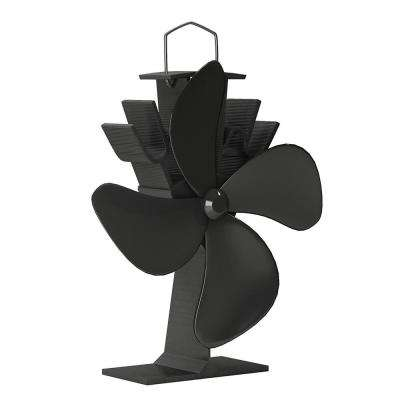 Heat Powered Wood Burning Stove Fan