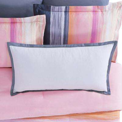 Sunset Stripe 16 in. x 32 in. Pillow
