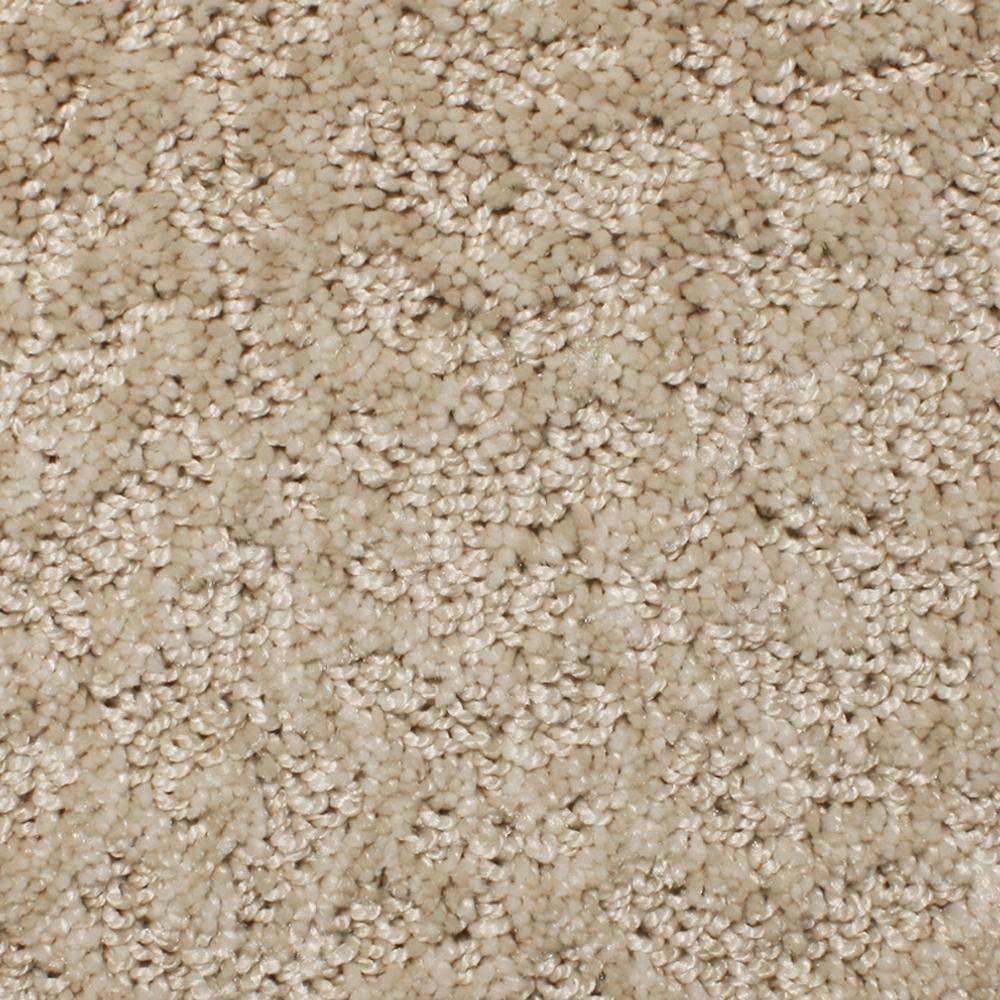 Beige Cream Texture Carpet The Home Depot