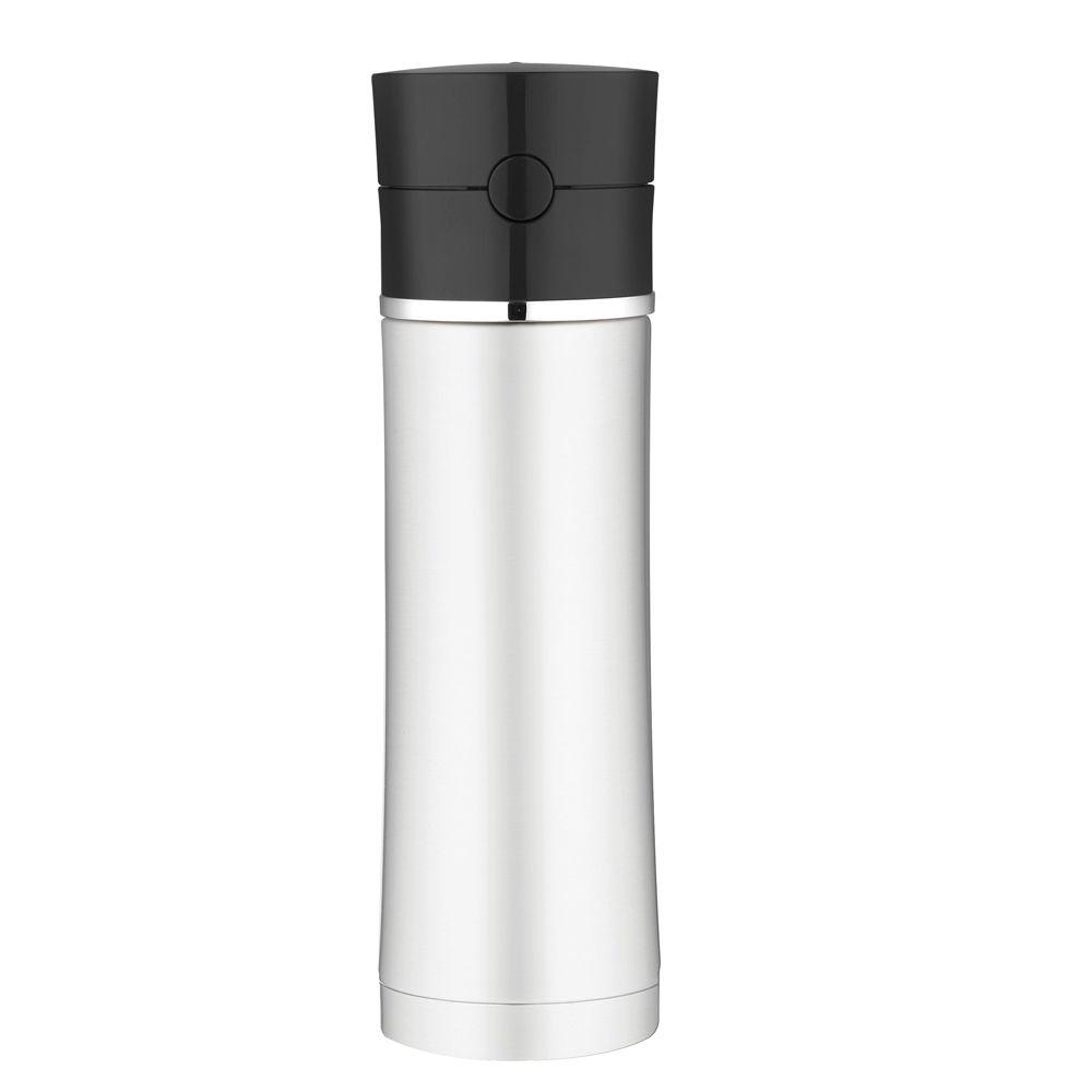 Thermos 18 oz. SS Vacuum Insulated Double Walled Sipp Hydration Bottle