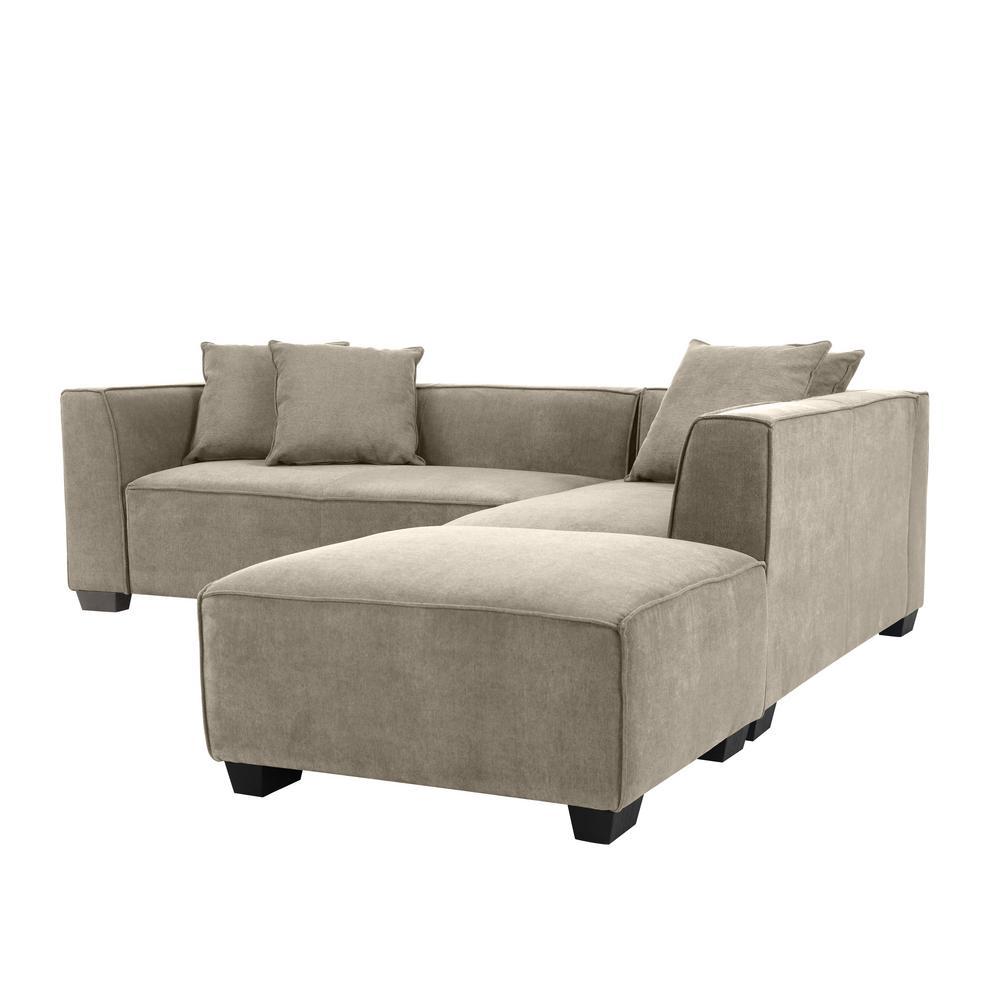Handy Living Phoenix Sectional Sofa