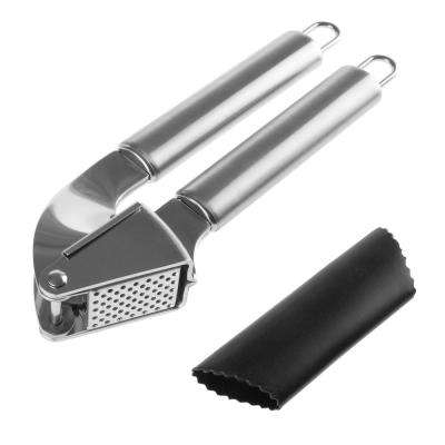 Stainless Steel Garlic Mincer Presser