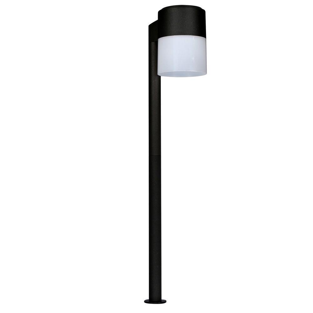 Hampton Bay Low-Voltage 10-Watt Equivalent Black Outdoor