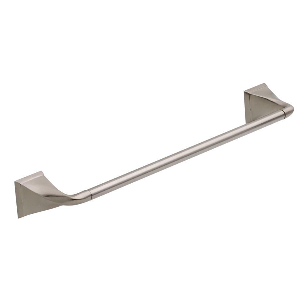 Delta Everly 24 in. Towel Bar in SpotShield Brushed Nickel