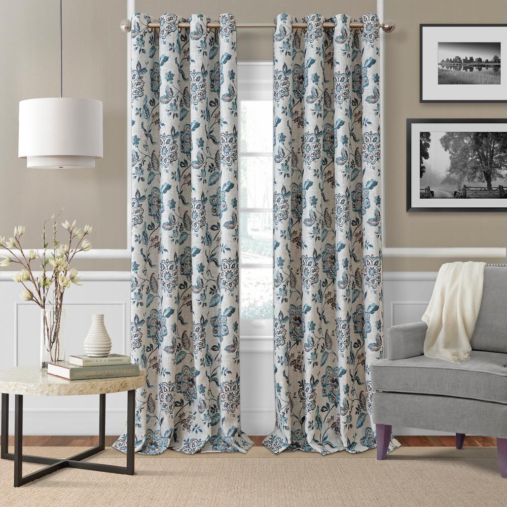 Sorrento Room Darkening Window Curtain