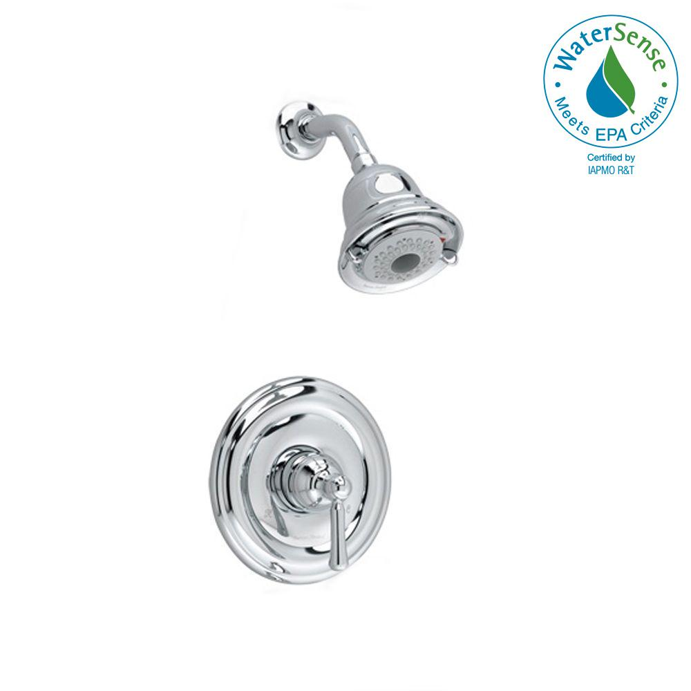 American Standard Portsmouth 1-Handle Shower Only Faucet Trim Kit ...