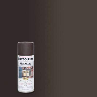11 oz. Metallic Oil Rubbed Bronze Protective Spray Paint (6-Pack)