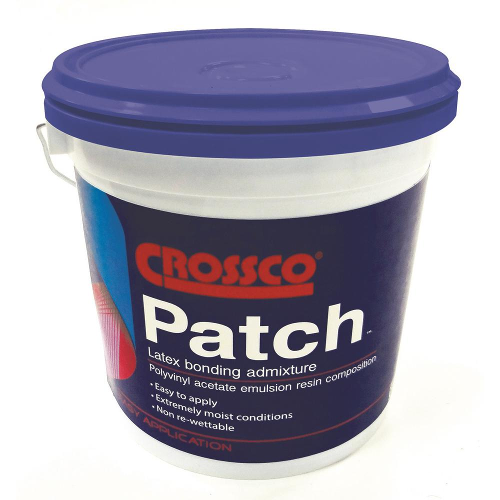 1 Gal. Crossco Patch Admix and Bonder
