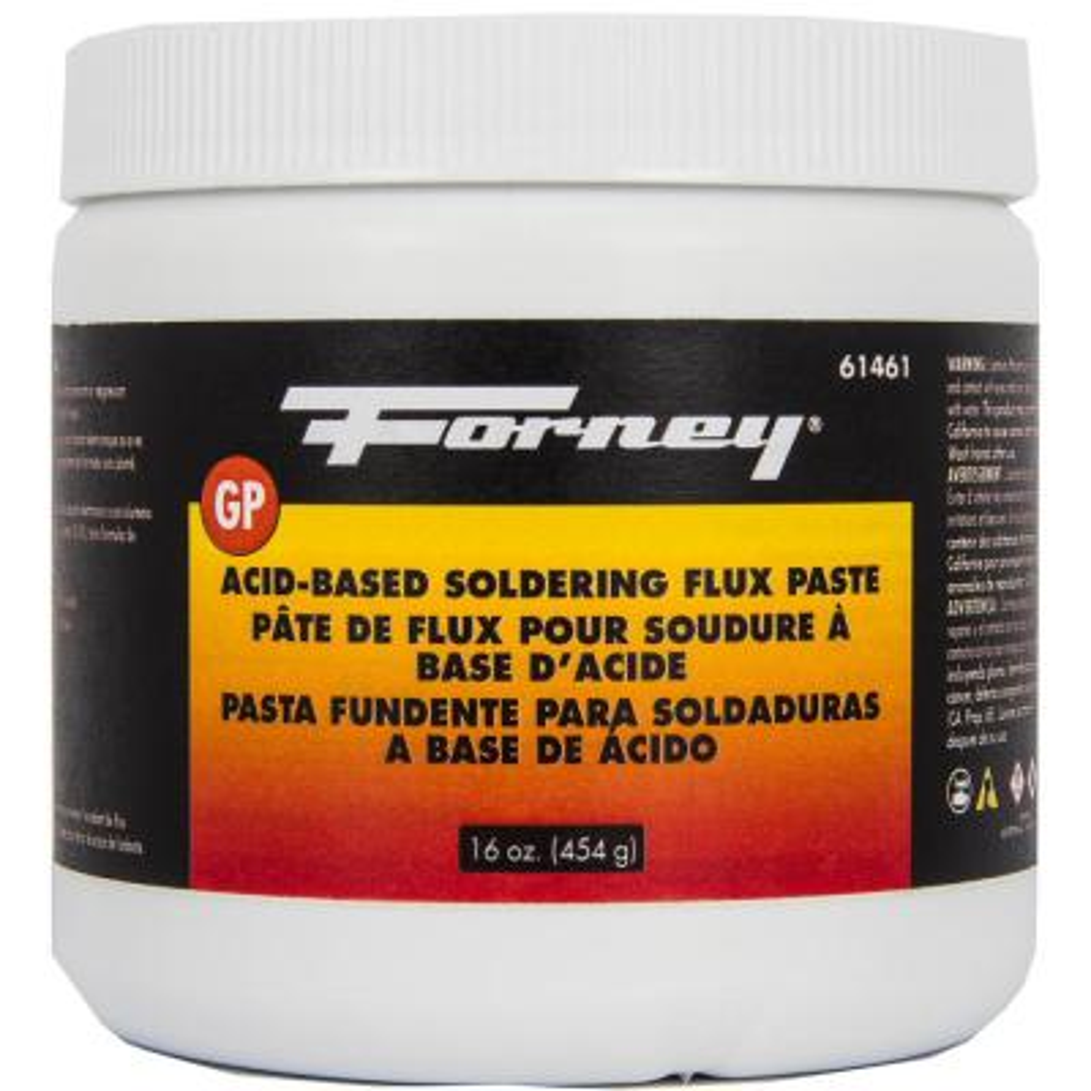 Acid Petro-Based Flux Paste