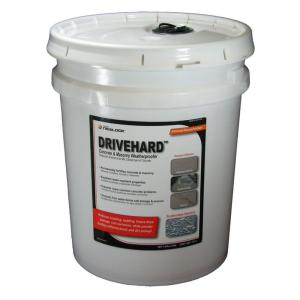 DRIVEHARD 5 gal. Premium Concrete and Masonry Weatherproofer and Fortifier by DRIVEHARD