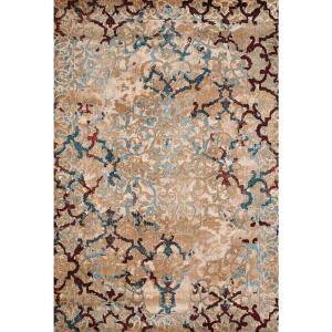 Jules Andalusite Taupe 2 ft. x 7 ft. Area Rug